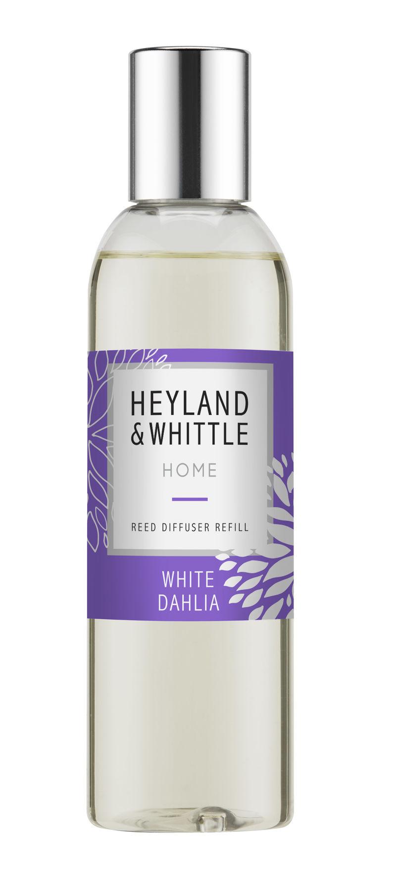 White Dahila Diffuser Refill