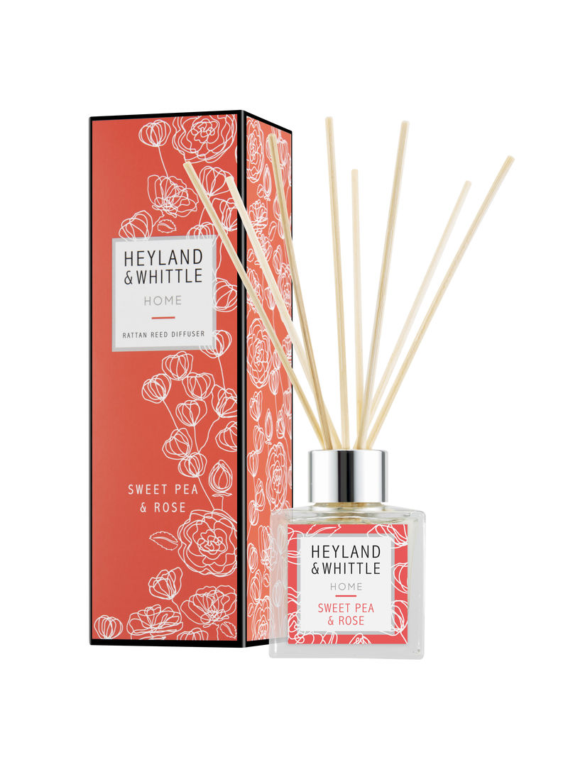 Sweetpea & Rose  Reed Diffuser
