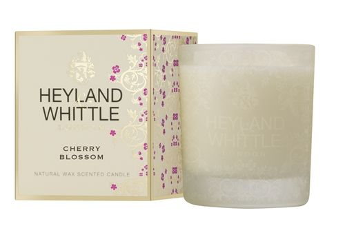 Cherry Blossom Candle in a Glass 230g