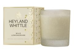 Wild Lemongrass Candle in a Glass 230g